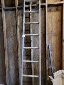 10' Straight Ladder