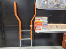 Safe-T Ladder Extension & Rung Steps