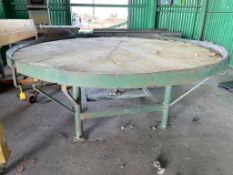 Rotary Sorting Table (Torn Table)