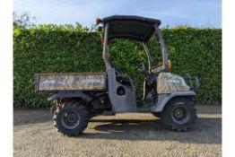 Kubota RTV900 Diesel Utility Task Vehicle With Hydraulic Tipper