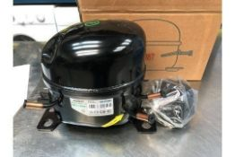 New Boxed Refrigeration Compressor 5cc, R134a