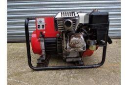 Honda EG1900X 1.9Kva Petrol Generator200