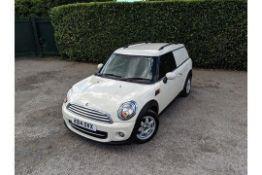 2014 Mini Clubvan Cooper D 1.6