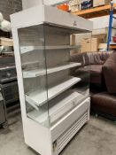 Refrigerated Dairy Cabinet