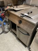 Mareno Double Fryer 3 Phase Electric.