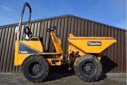 2014 Thwaites 1 Tonne Hydrostatic Hi-Tip Dumper