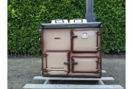 Description: Rayburn Gas Fired Nouvelle Cooker,