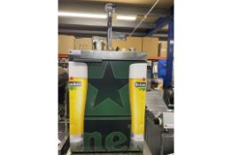 Heineken Refrigerated Beer Pump