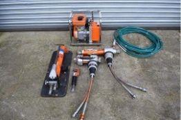 Holmatro Vehicle Rescue Tools Set 2.