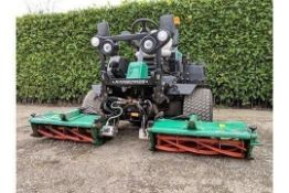 2012 Ransomes Parkway 3 4WD Triple Cylinder Mower