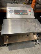 Univac External Vacuum Packer 600 mm seal