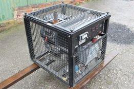 3.5 KVA Scorpion Generator LPG 18hp Kohler Engine