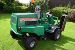 2003 Ransomes Parkway 2250 Plus Ride On Cylinder Mower