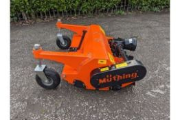 2009 Muthing MU-C 120 Out Front Flail Deck 120cm Cutting Width