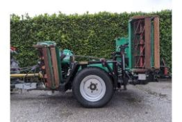 Ransomes TG3400 Tow Behind Gang Mower