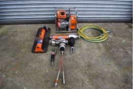 Holmatro Vehicle Rescue Tools Set 1