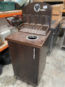 Wooden Dumb Waiter, Clearance Trolly