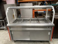 Carvery Unit and Hot Cupboard