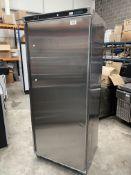 Polar Stainless Steel Upright Freezer