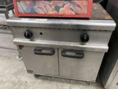 Lincat Solid Top Gas Cooking Range