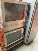 Lainox Double Ovens on Stand