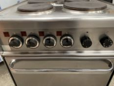 Mareno 4 Ring Electric Cooker