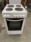 Domestic 4 Ring Electric Cooker