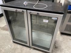 Interlevin Double Door Bottle Cooler