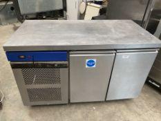 2 Door Refrigerated Prep Counter