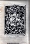 SOLIDARITY OF LABOUR A3 SIZE POSTER BY WALTER CRANE