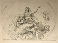ETCHING BY C. GREGORI AFTER A. D. GABBIANI ETCHING BY G. B. GALLI AFTER A. D. GABBIANI 32