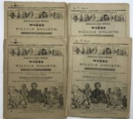 ANTIQUE MAGAZINES COMMEMORATION EDITION OF THE WORKS OF WILLIAM HOGARTH IN THE SERIES OF ENGRAVINGS
