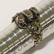 VINTAGE GOLD & DIAMOND RING