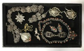 ETHNIC JEWELLERY - SOME SILVER
