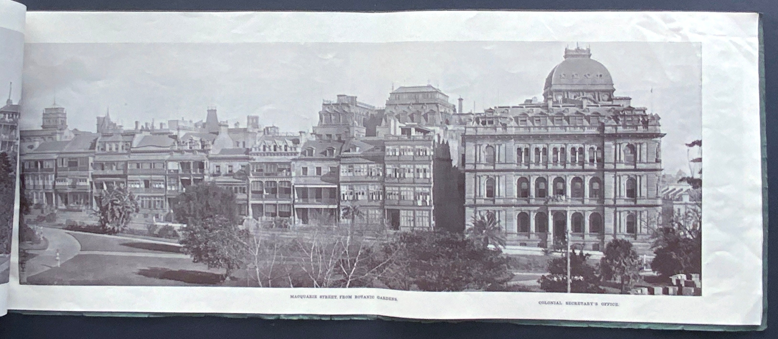 MOST UP-TO-DATE SYDNEY PANORAMIC VIEWS BY H. PHILLIPS c.1930 - Image 3 of 3