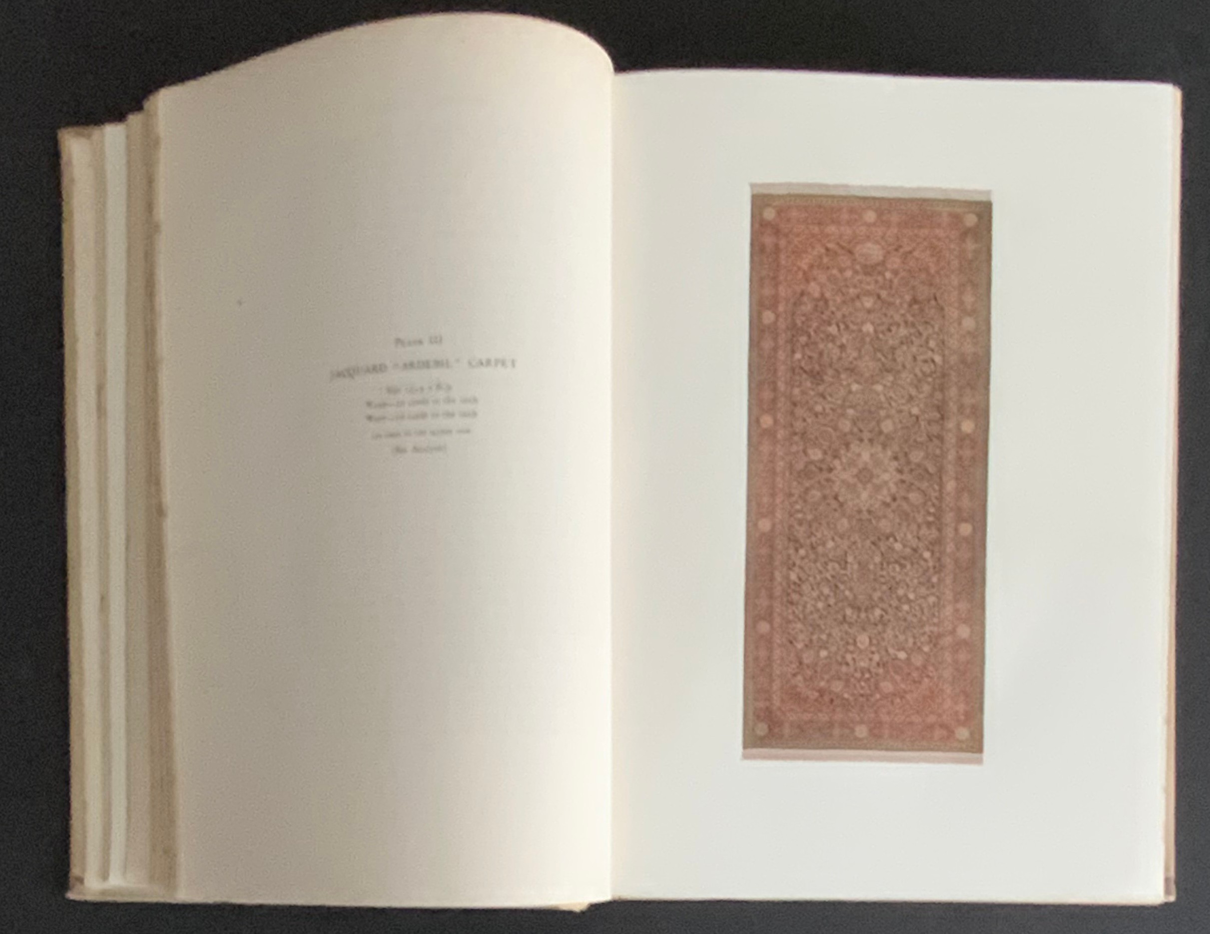 ORIENTAL CARPETS RUNNERS & RUGS AND SOME JACQUARD REPRODUCTIONS 1910 - Image 5 of 12