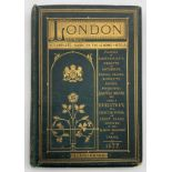 1877 LONDON A COMPLETE GUIDE TO THE LEADING HOTELS