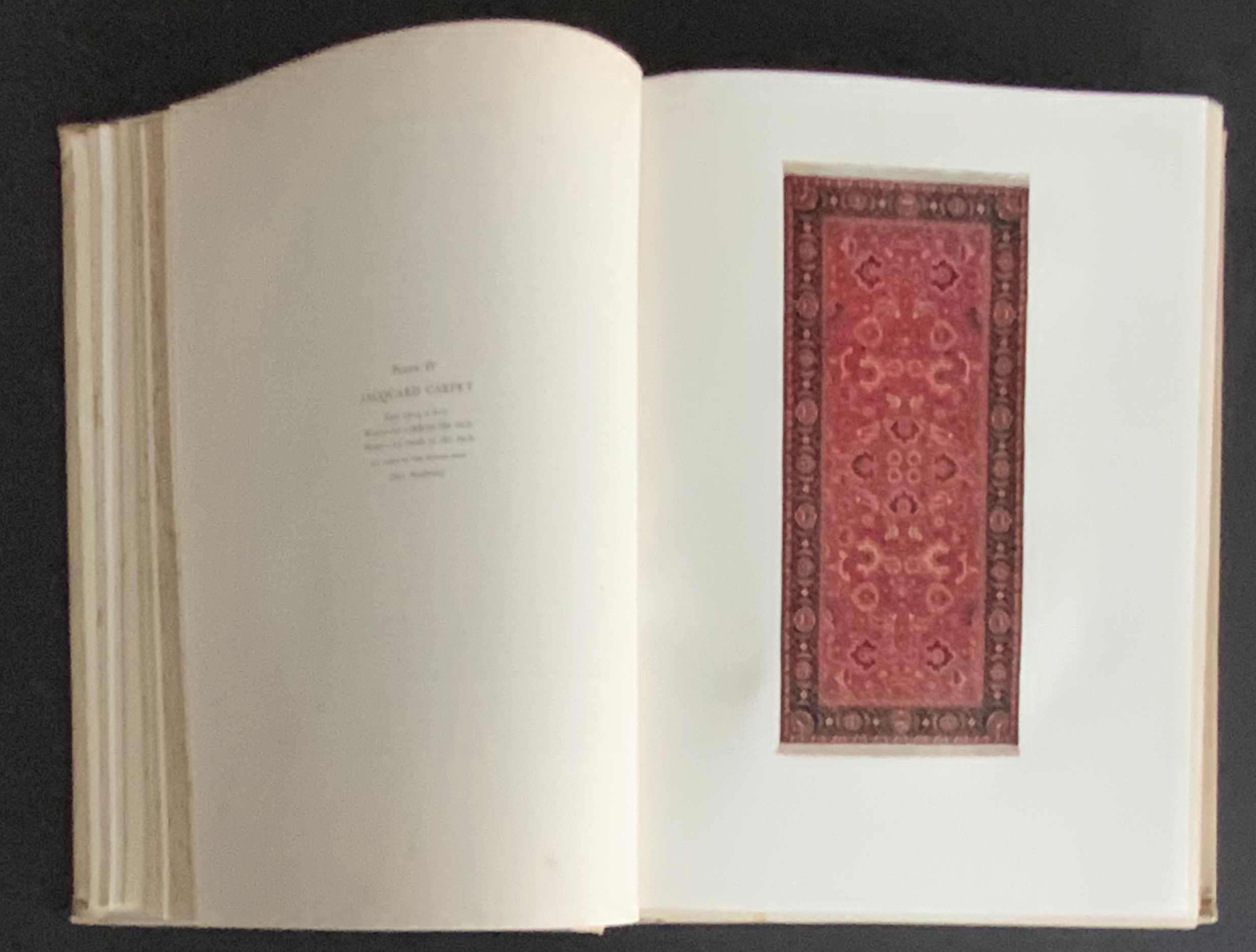 ORIENTAL CARPETS RUNNERS & RUGS AND SOME JACQUARD REPRODUCTIONS 1910 - Image 6 of 12