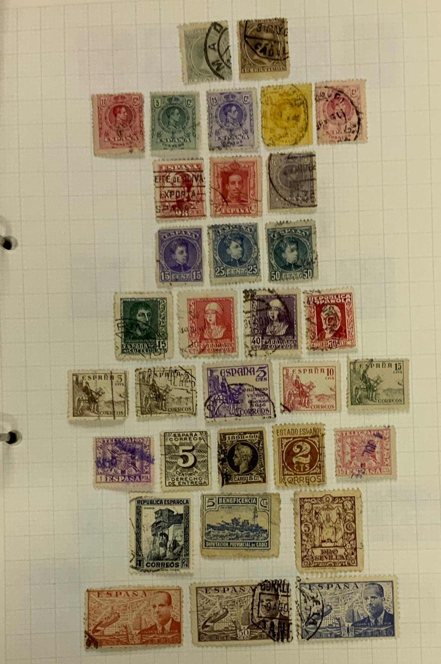 SELECTION OF VARIOUS STAMPS - Image 10 of 10