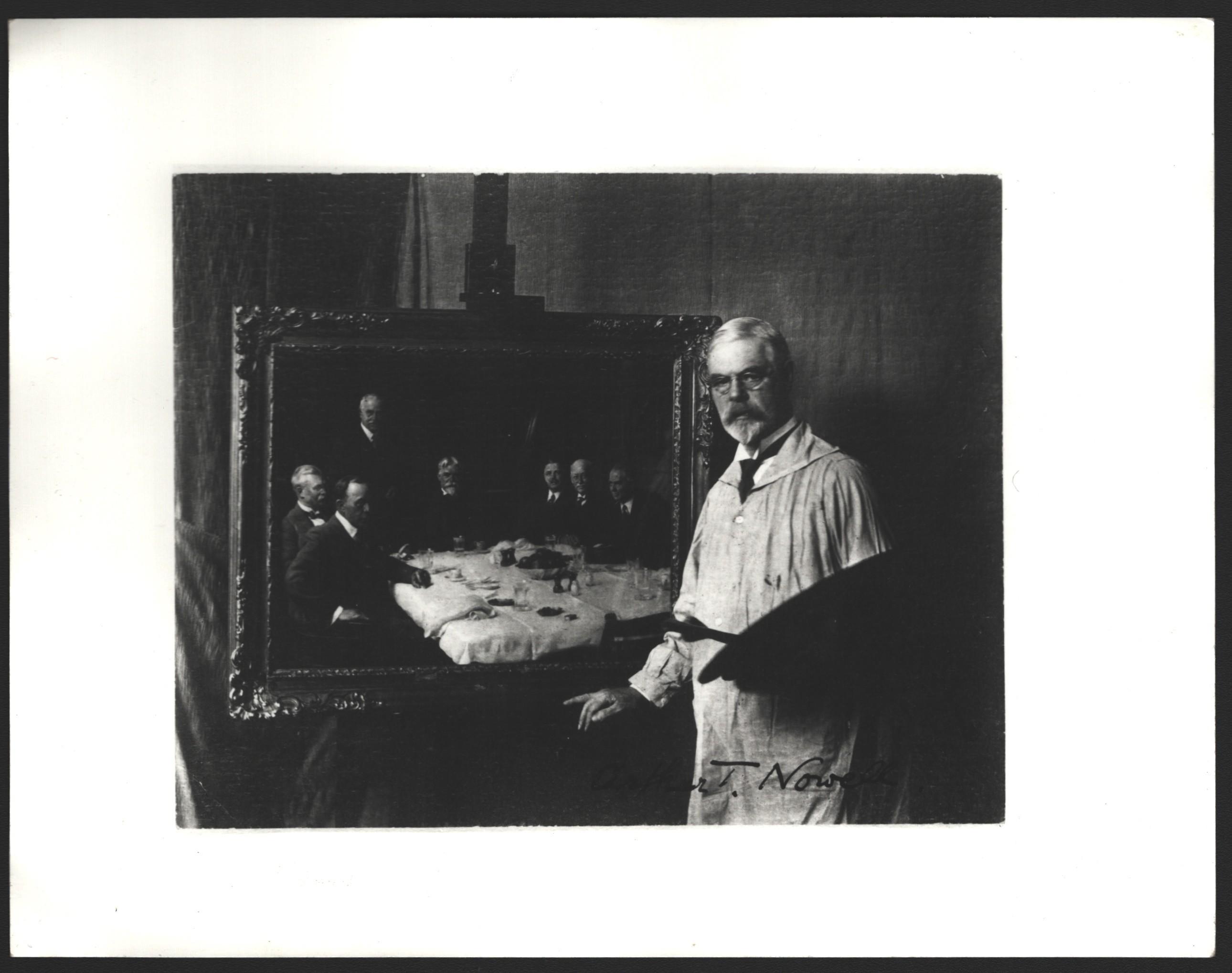 PHOTOGRAPH OF ARTHUR T. NOWELL
