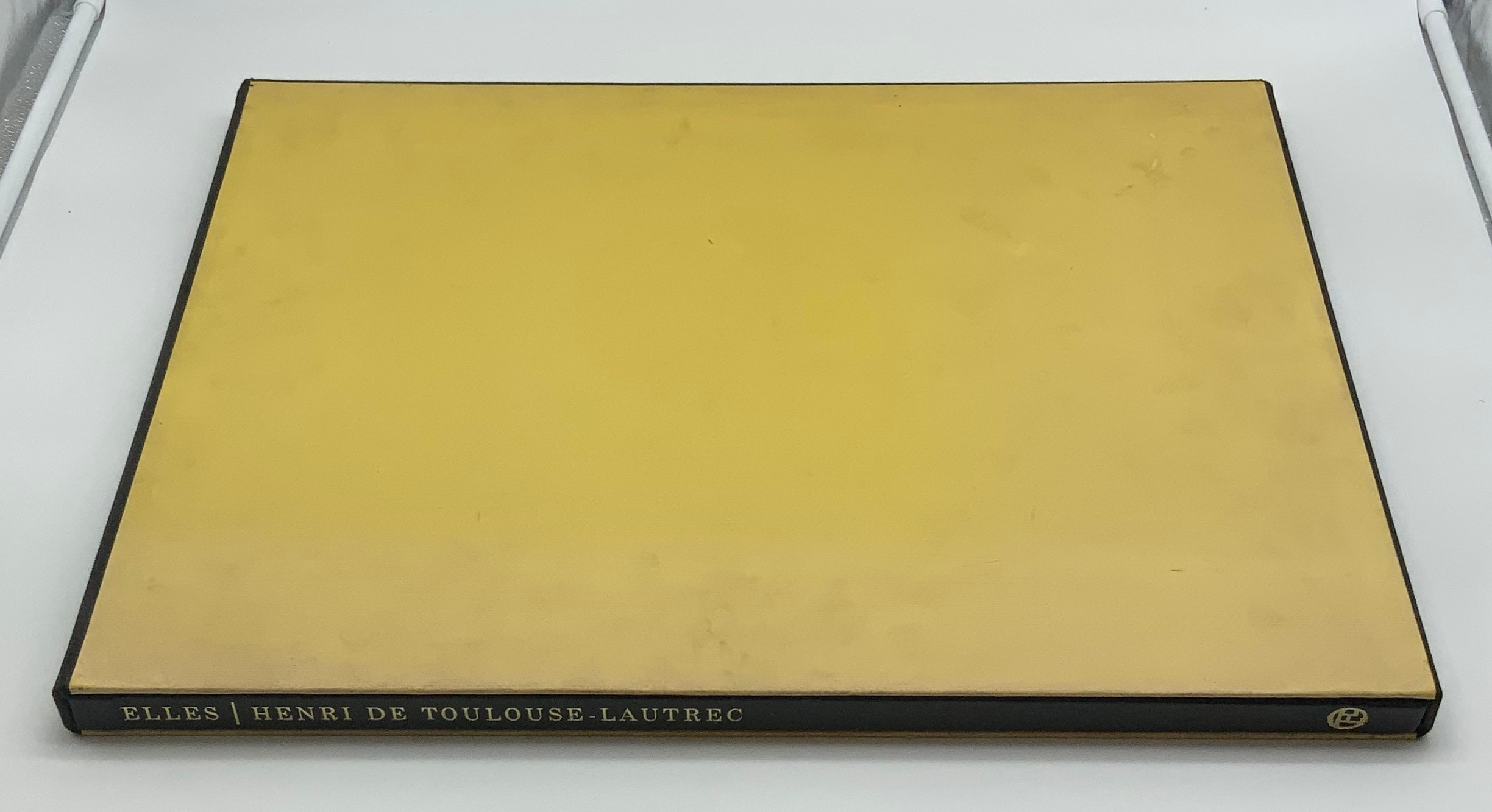 ELLES THE TOULOUSE-LAUTREC CIRCLE, 1969 HARDCOVER 1ST EDITION LIMITED EDITION - Image 6 of 6