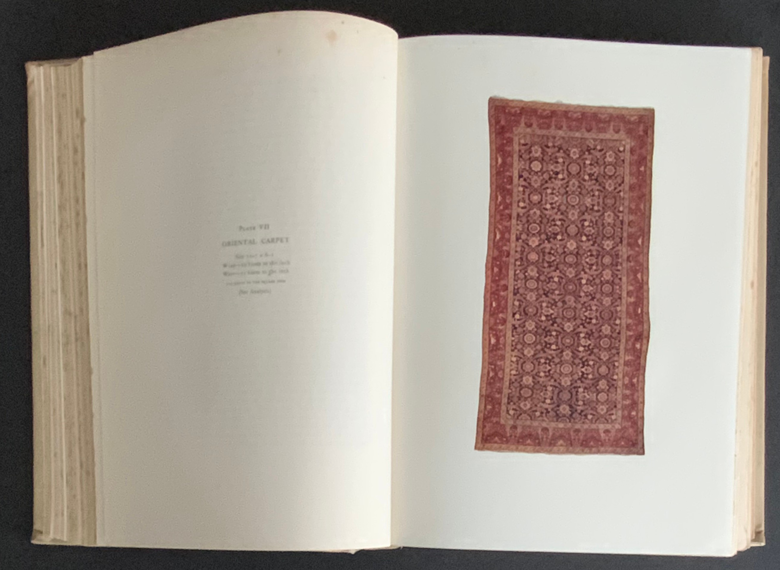 ORIENTAL CARPETS RUNNERS & RUGS AND SOME JACQUARD REPRODUCTIONS 1910 - Image 8 of 12