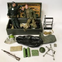 ACTION MAN FIGURE & OTHER ITEMS