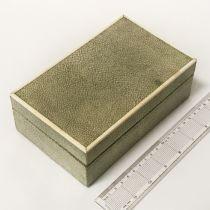 SHAGREEN BOX - 18CMS