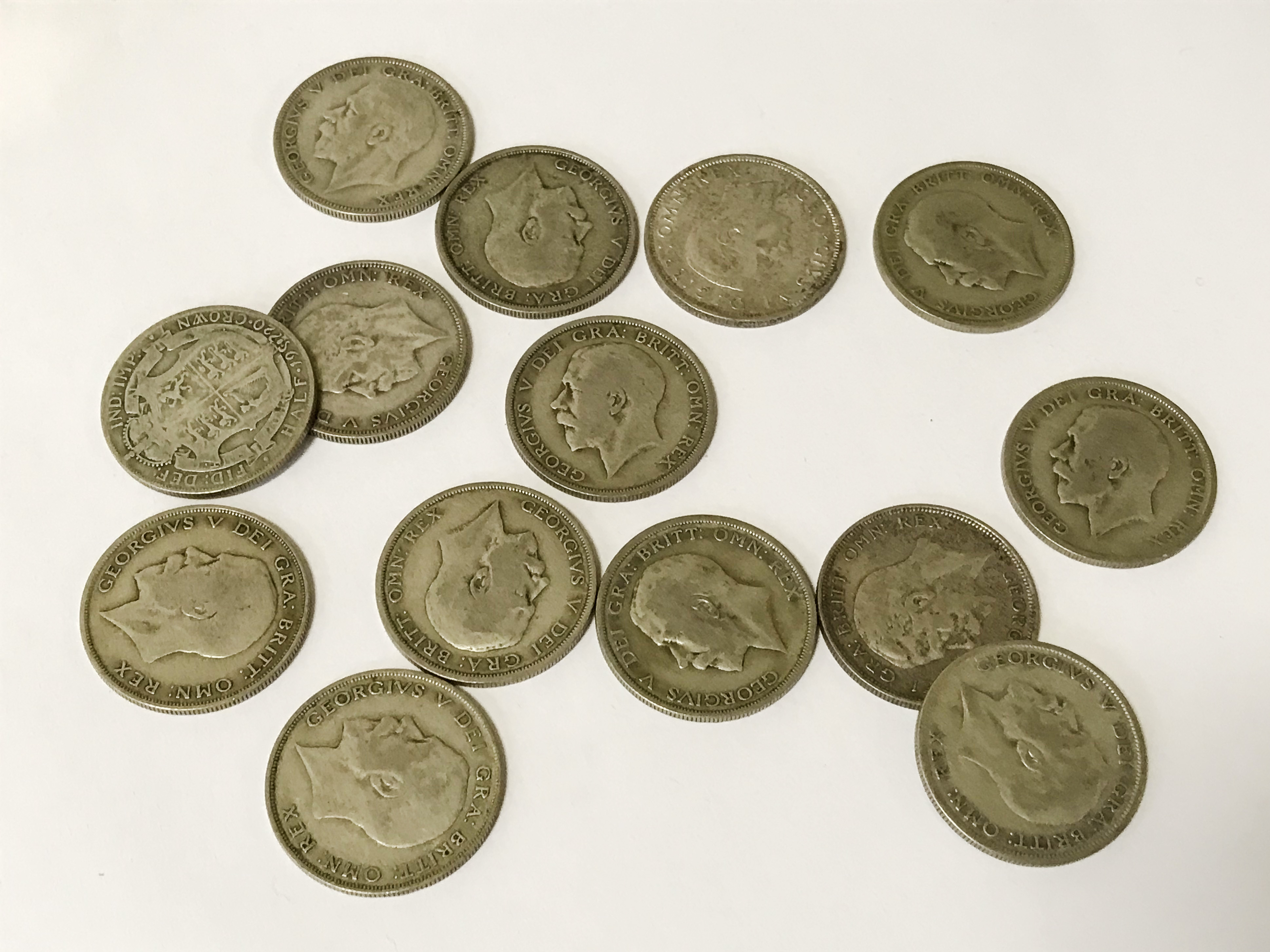 SELECTION OF VARIOUS COINS INCL. SILVER - Image 6 of 12