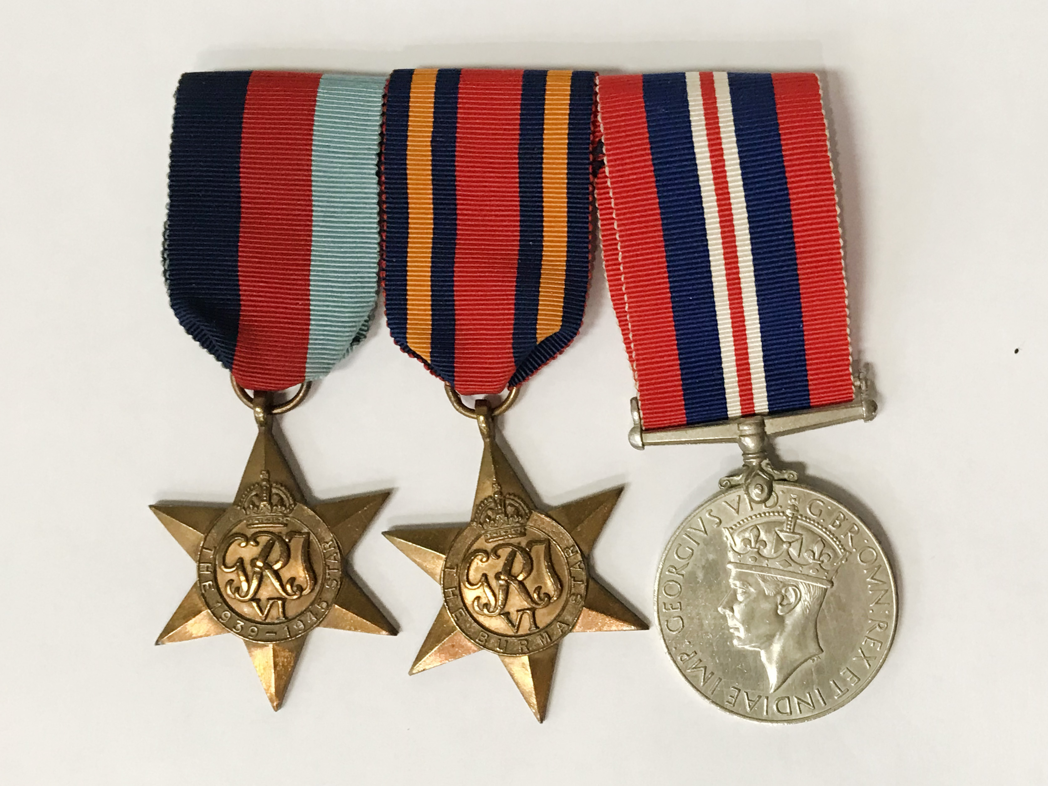 TWO SETS OF SERVICE MEDALS - Image 4 of 7