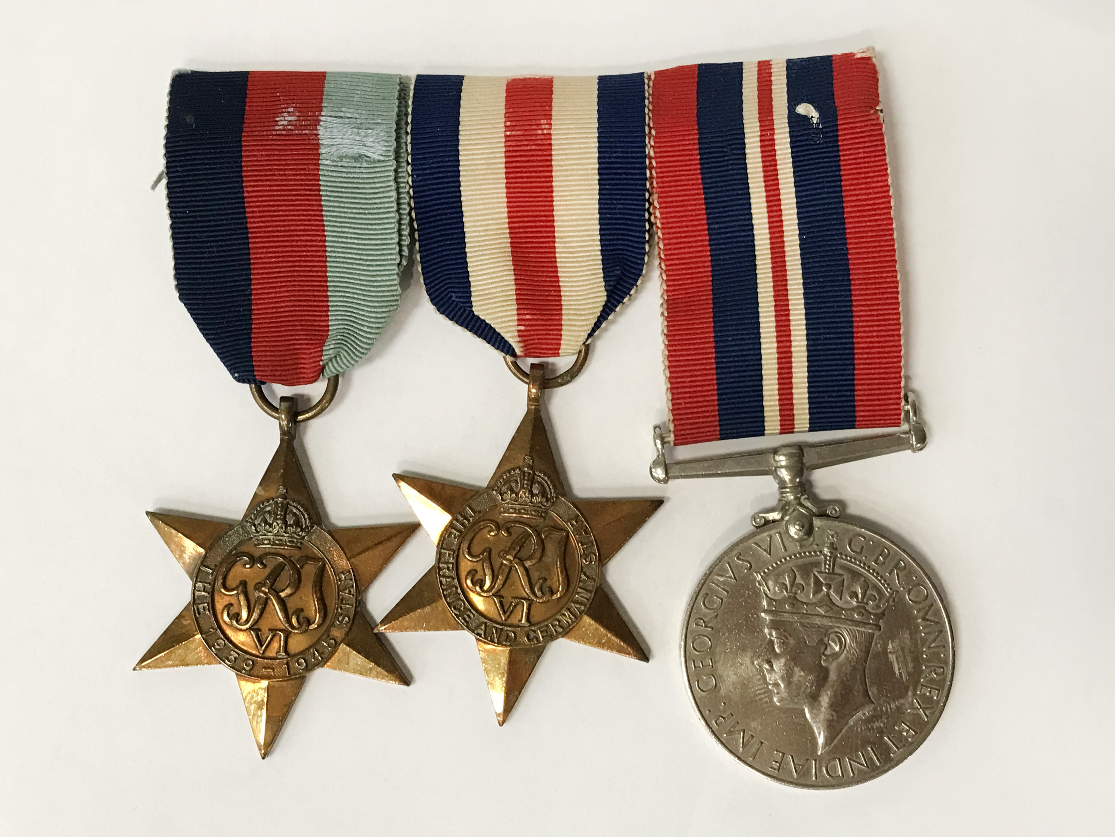 TWO SETS OF SERVICE MEDALS - Image 2 of 7