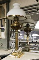 CONVERTED CORINTHIAN COLUMN LAMP - 75CM