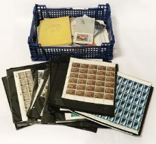 MINT STAMPS INCL. SHEETS