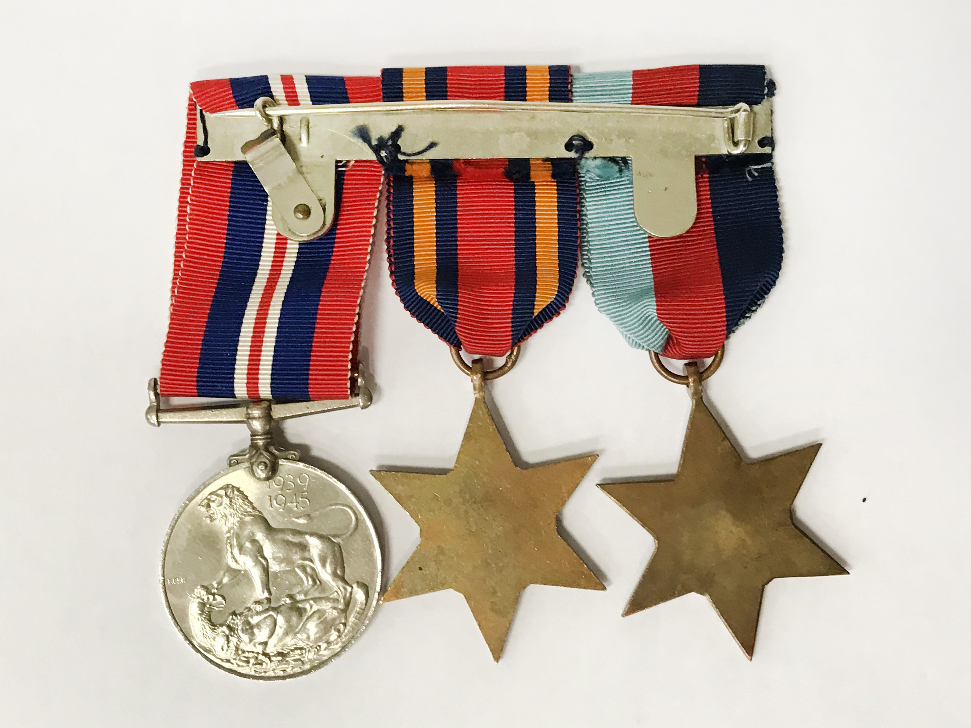 TWO SETS OF SERVICE MEDALS - Image 5 of 7